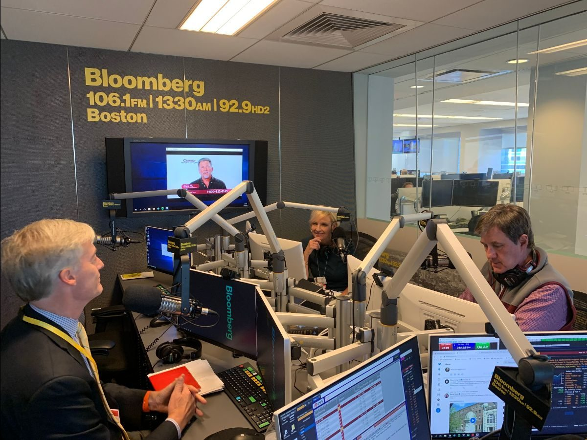 Bloomberg Baystate Business – November 1st, 2019